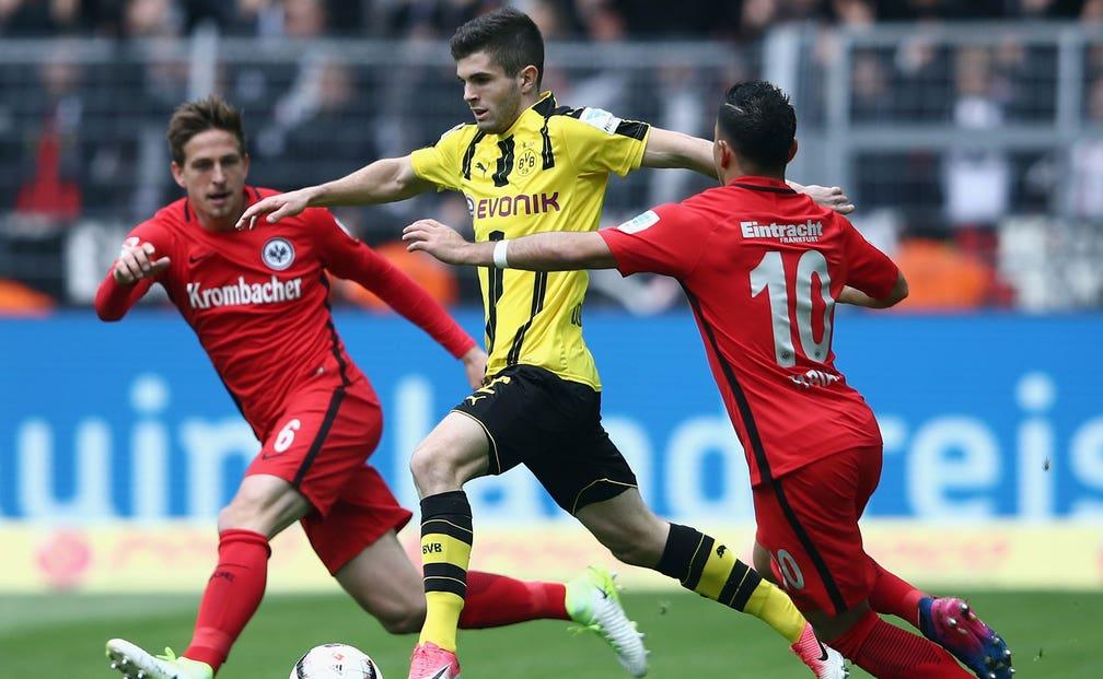 Live Dortmund Monaco