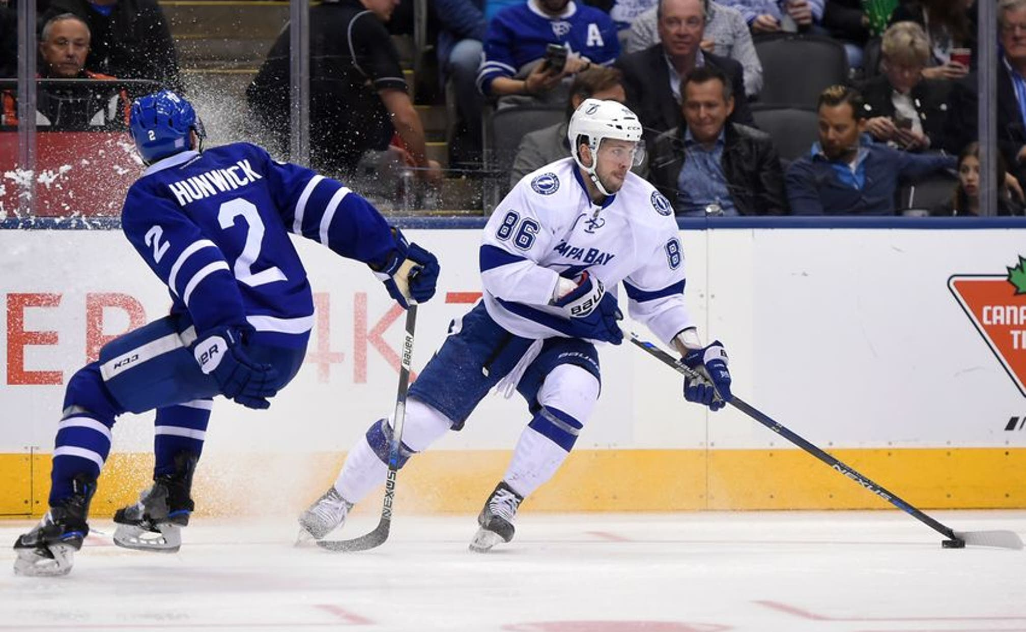 Tampa Bay Lightning Vs Toronto Maple Leafs Live Thread For Game No 37 Fox Sports