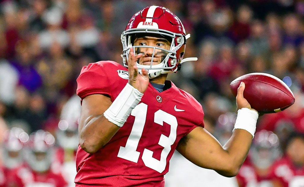 AP Top 25 Podcast: Who takes Tua? Catching up with Kiffin ...