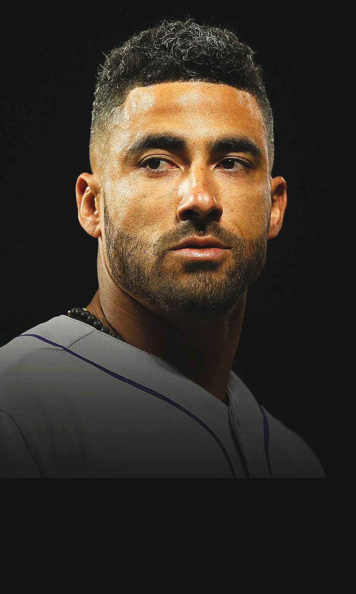 Rockies' Ian Desmond Sitting Out Season