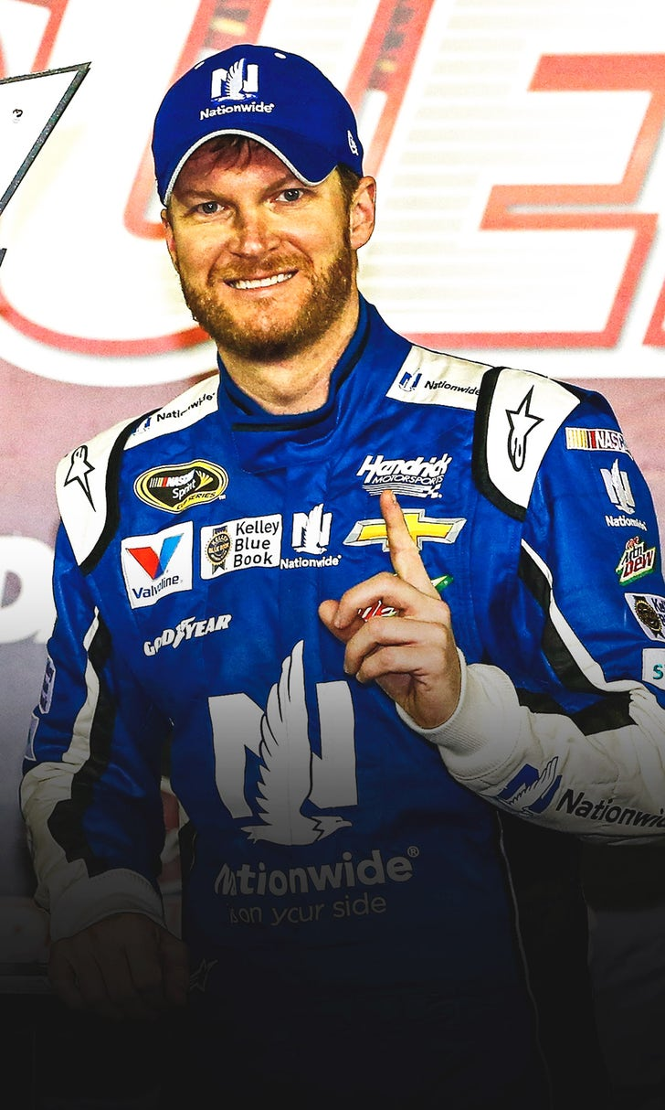 Dale Jr.: First-Ballot Hall of Famer