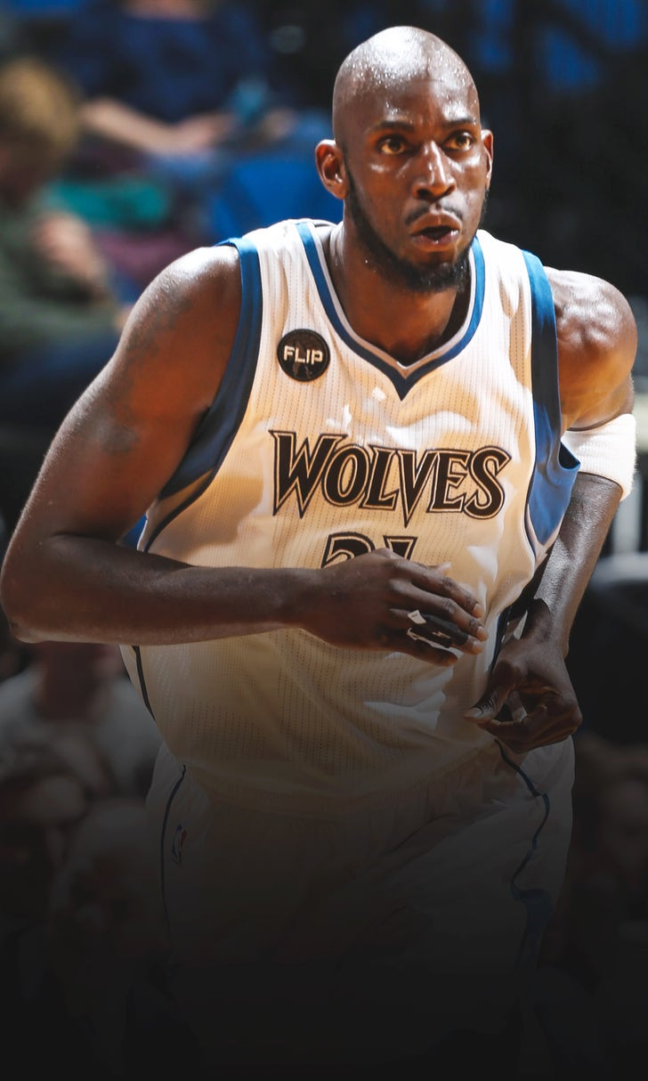 Garnett 'trying' to buy T-Wolves