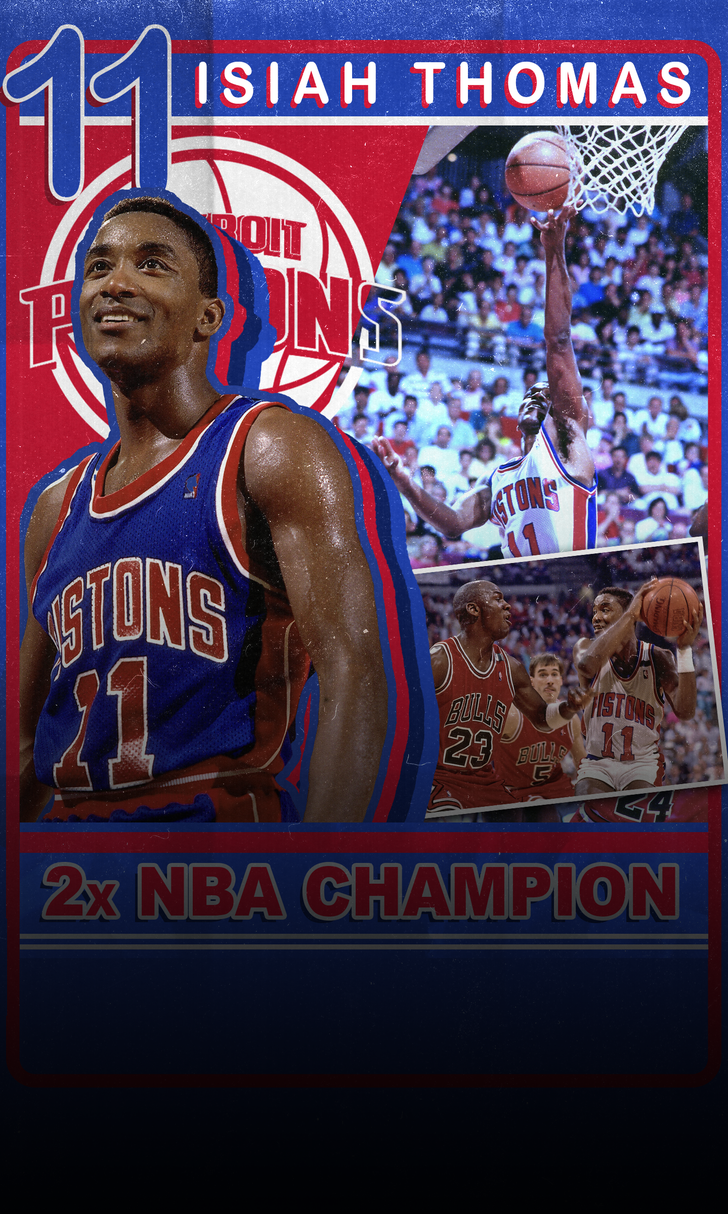 Isiah Thomas: The Underrated Legend
