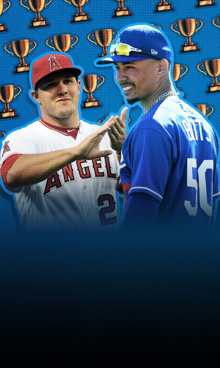 MLB Award Favorites