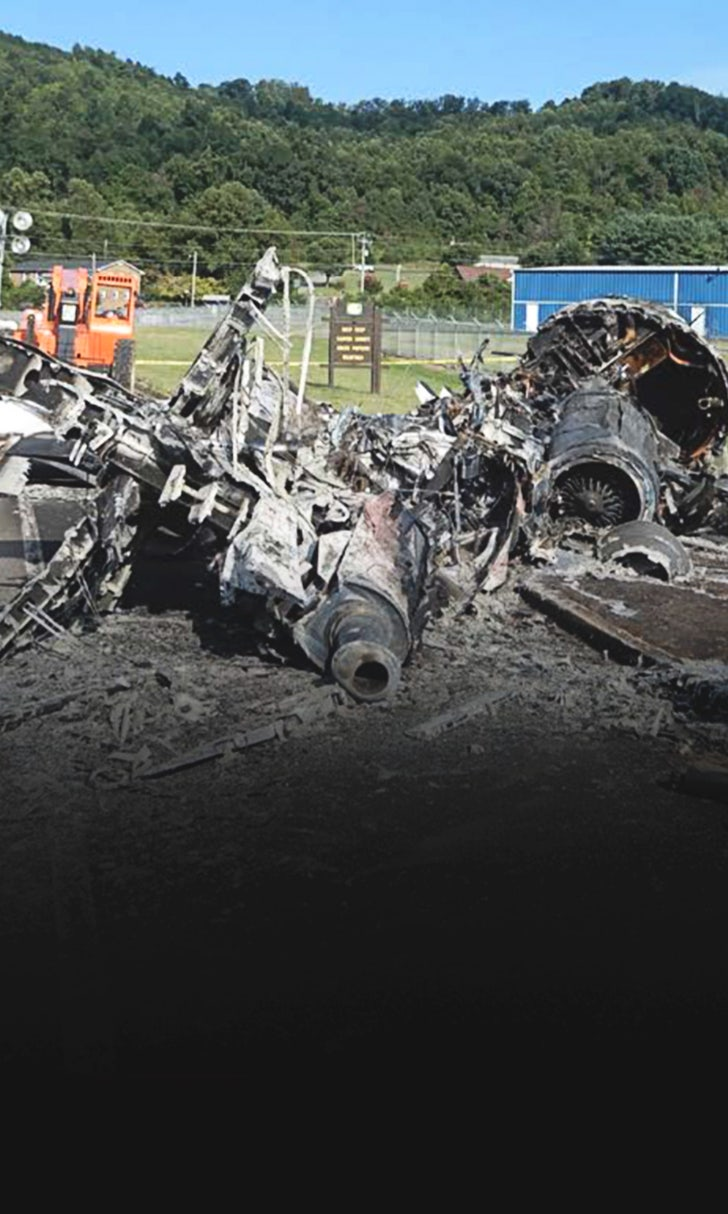 New Dale Jr. Plane Crash Photos Released