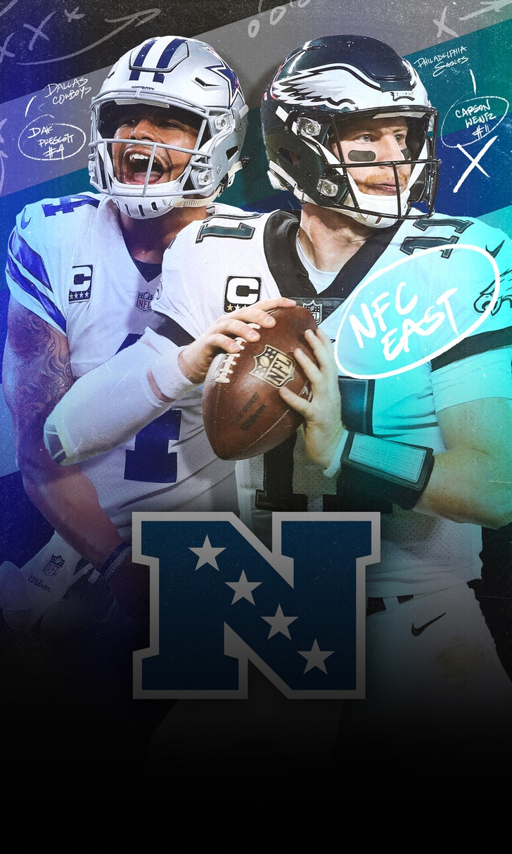 Nick Wright Picks Every Game: NFC East