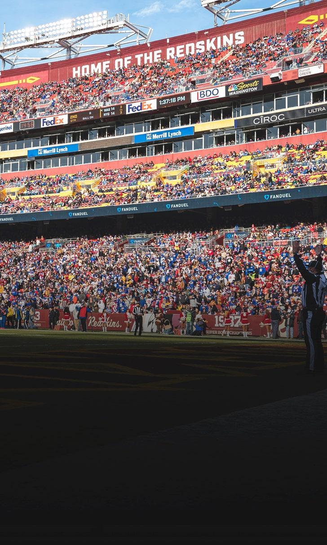 FedEx Gives Mandate to Redskins