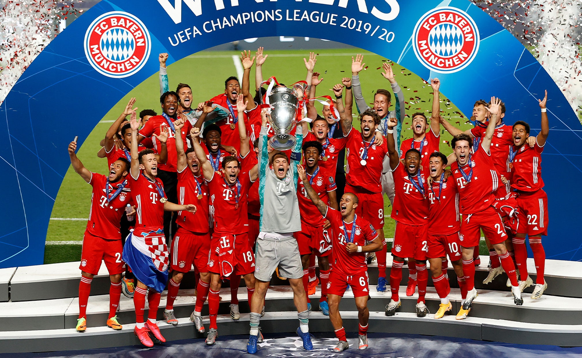 Bayern Munich Wins Champions League FOX Sports