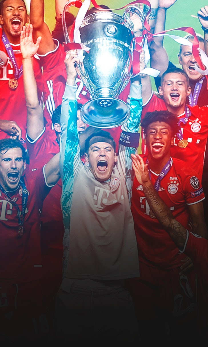 Bayern Munich Wins Champions League