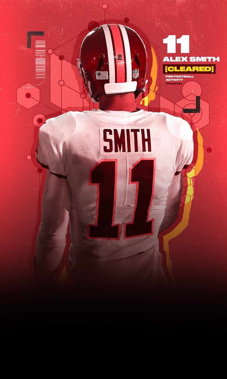 Alex Smith's Story of Perseverance