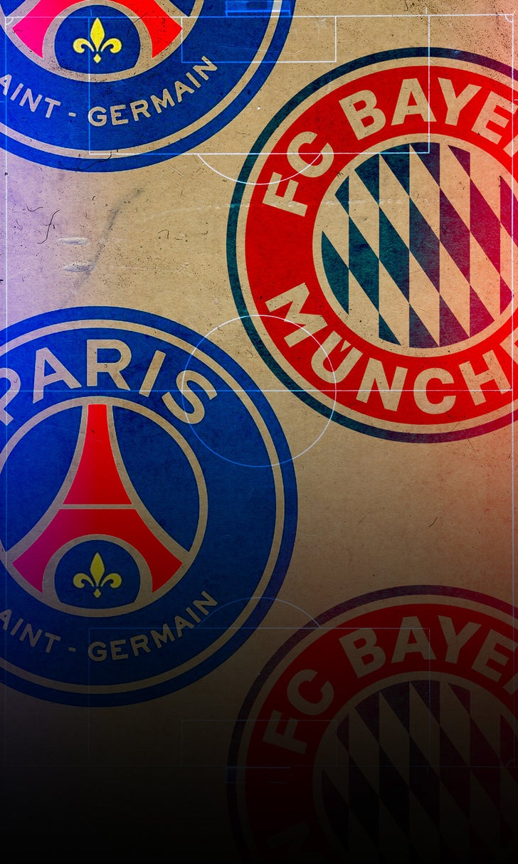 Bayern vs. PSG: Clash of the Titans