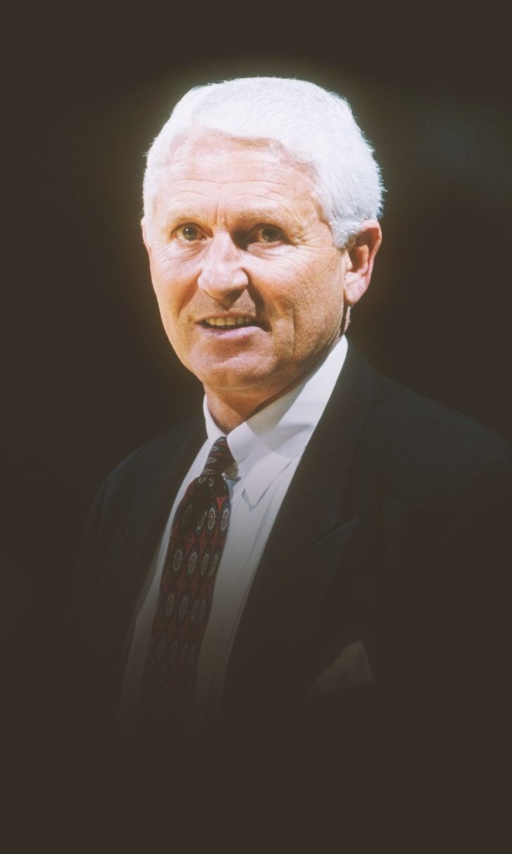 Lute Olson Passes Away at 85