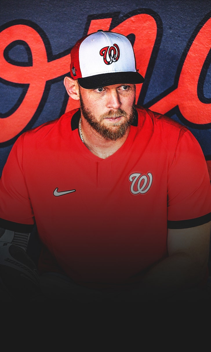 Strasburg Out for the Season