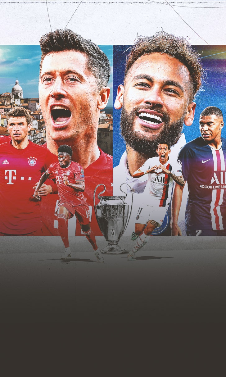 Bayern-PSG Set for UCL Final