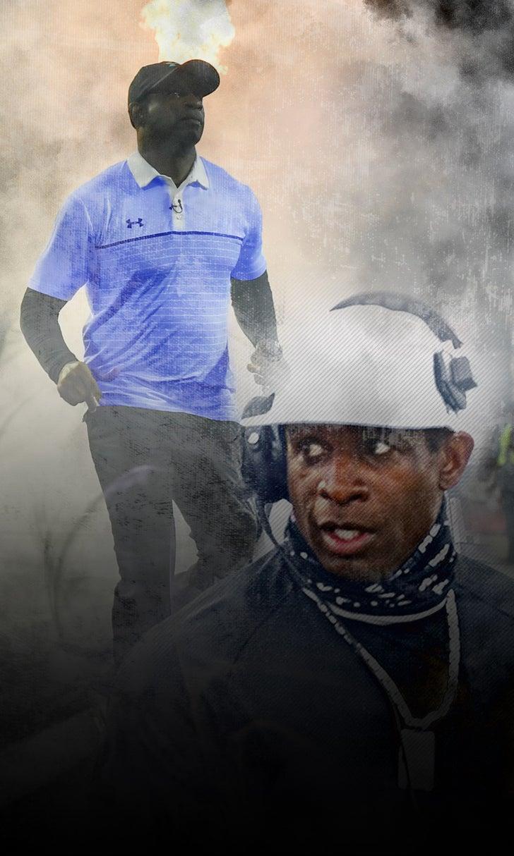 'Coach Prime' Joins Big Noon Kickoff