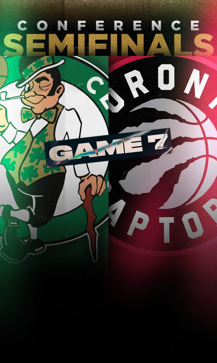 Celtics End The Raptors' Reign
