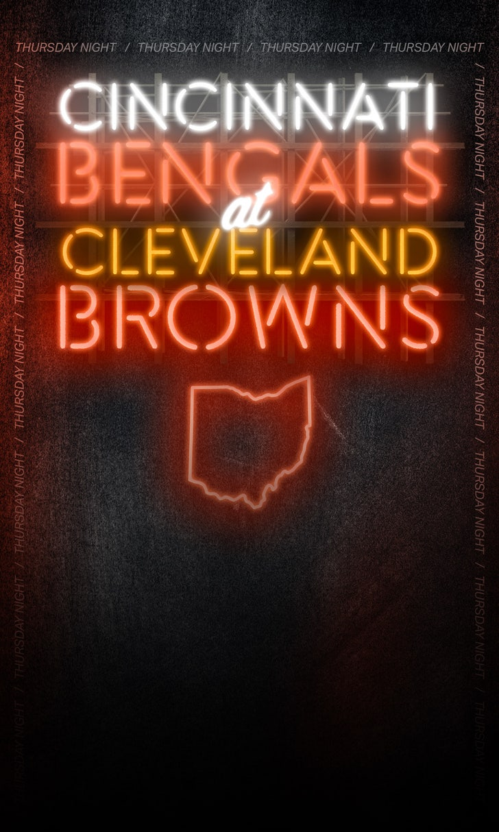 Browns Put Feet on the Ground