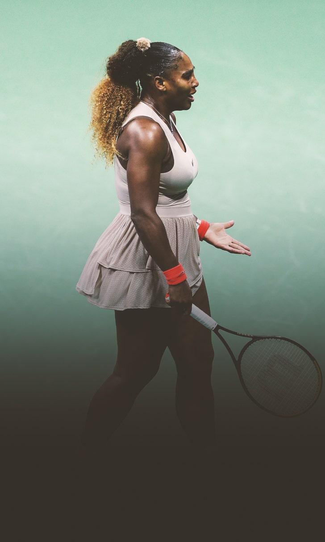 Serena Slammed
