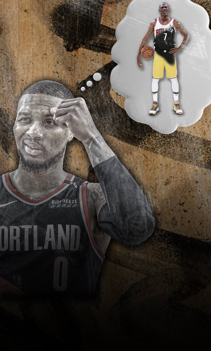 Lillard's Create-A-Player