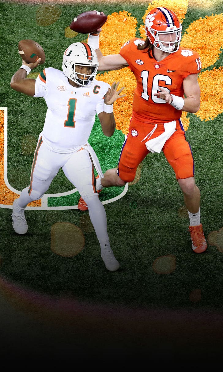What You Need to Know: Clemson vs. Miami