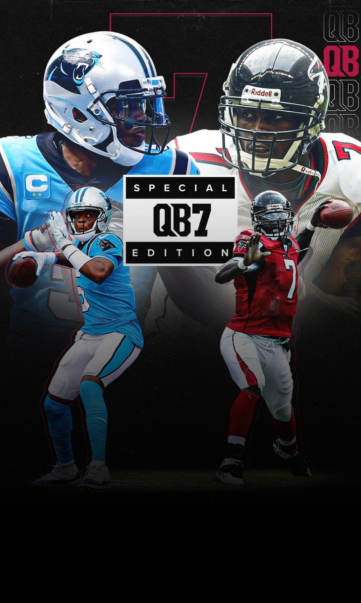 Bridgewater Joins Vick on QB7