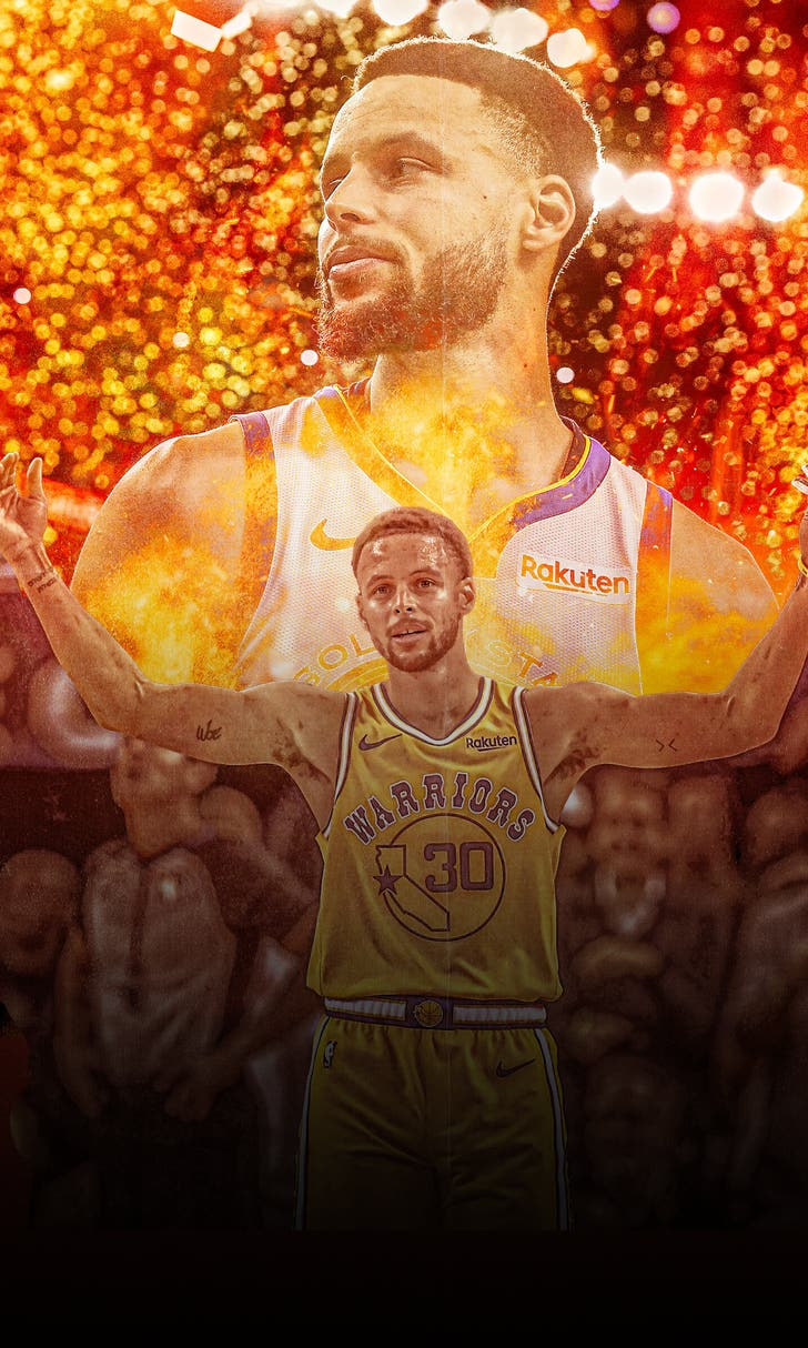 The Heat Is On For Steph Curry
