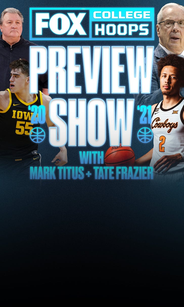 FOX College Hoops Preview with Titus & Tate
