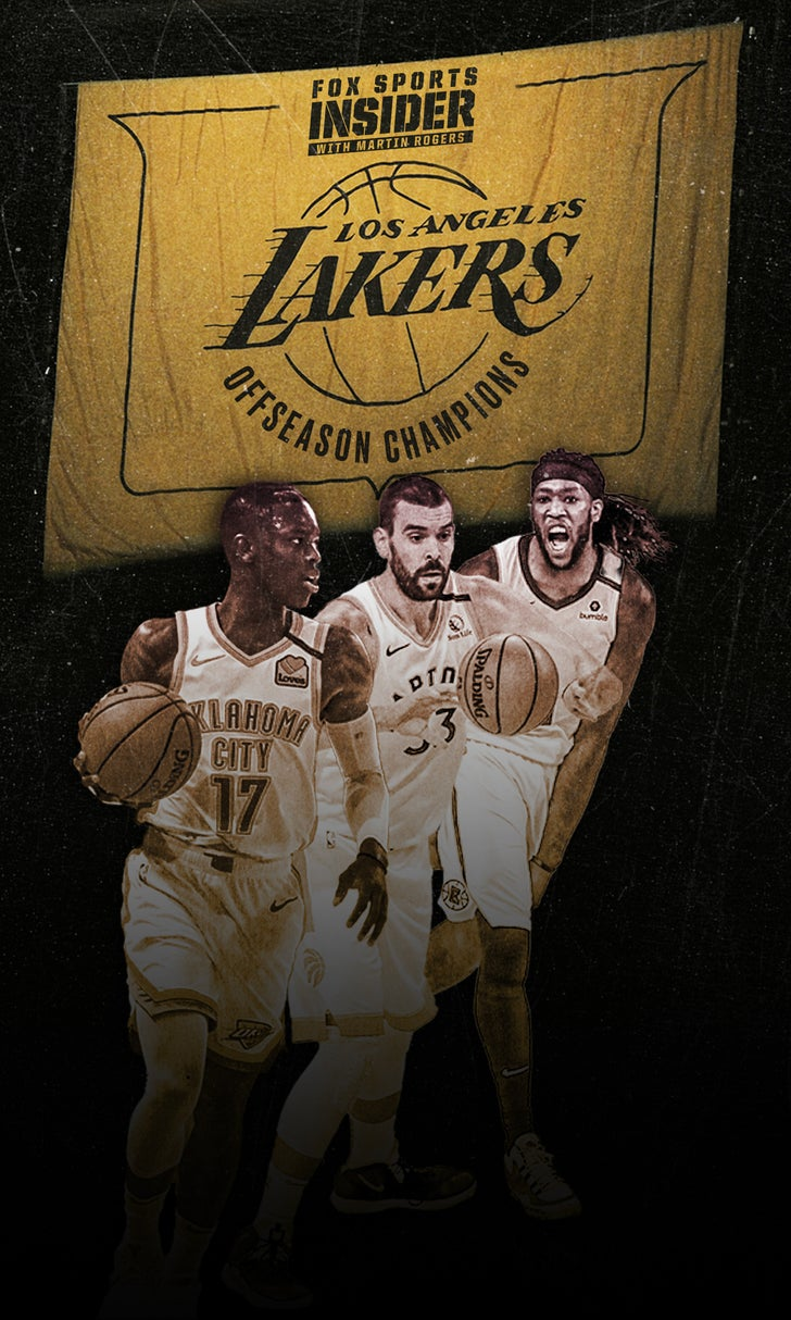 The Lakers Are Owning The NBA Offseason