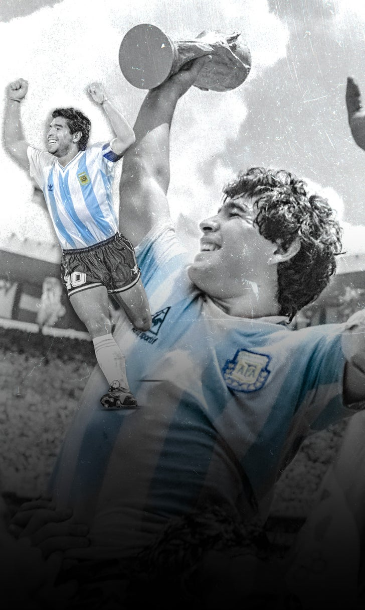 Sports World Reacts To Maradona's Death