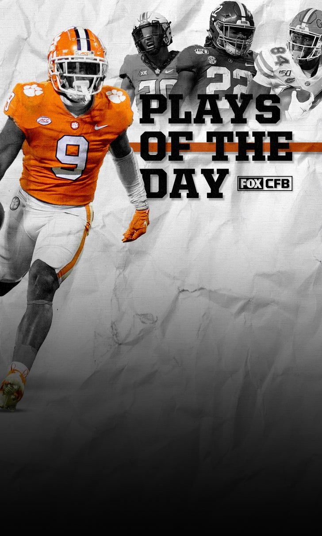 College Football's Top Plays: Week 13 - Saturday