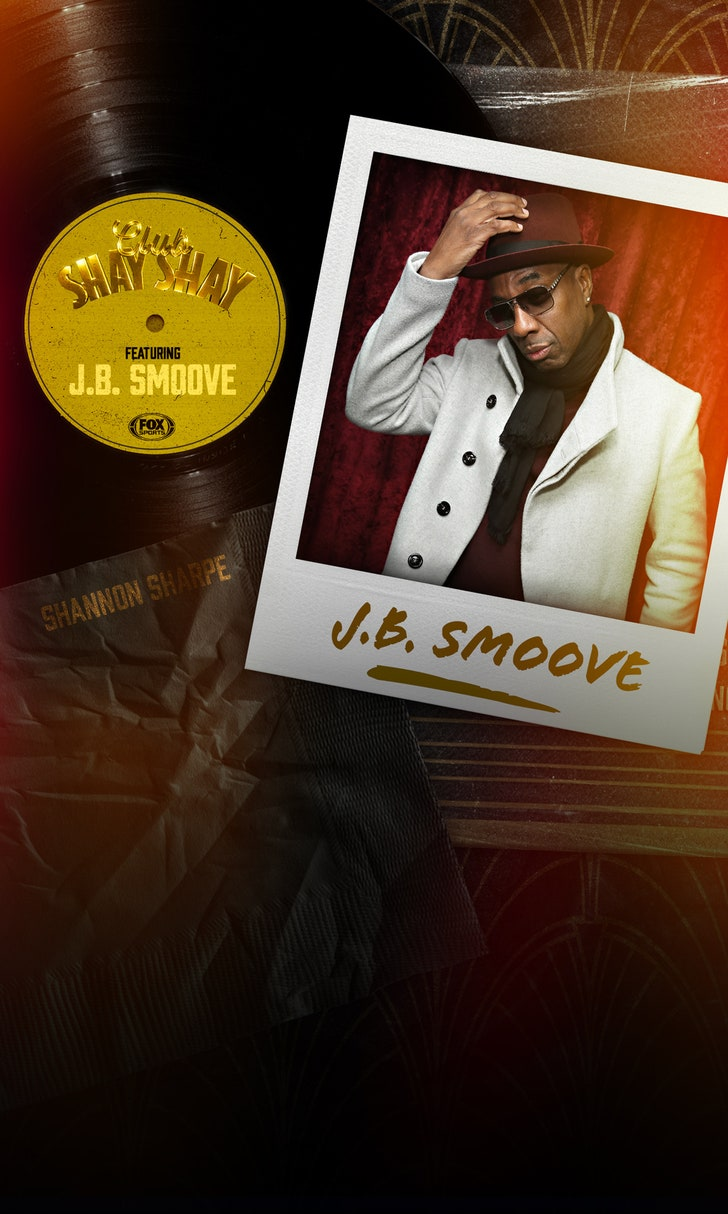 JB Smoove Enters the Club
