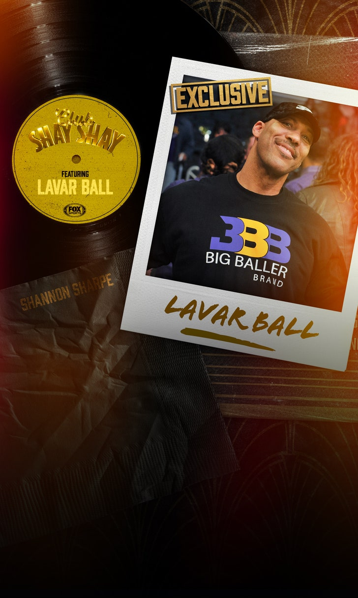 LaVar vs. MJ? 'Only For $200 Million'