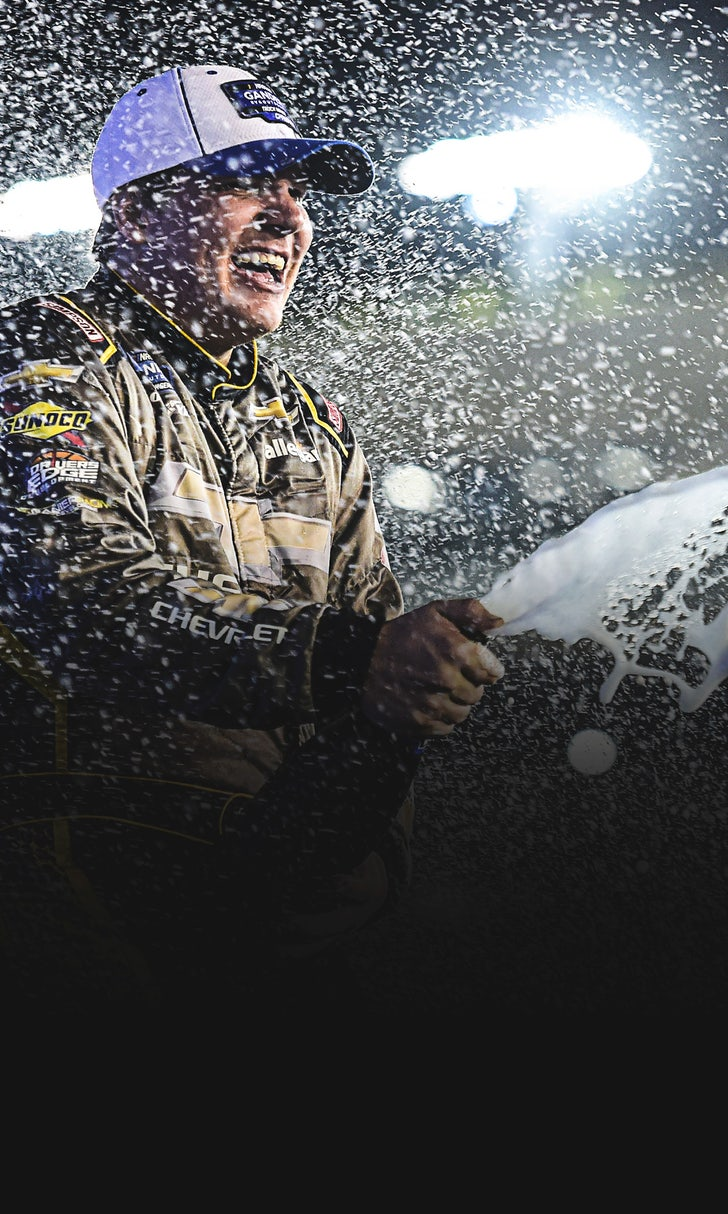 Lessons Learned For Truck Series Champion