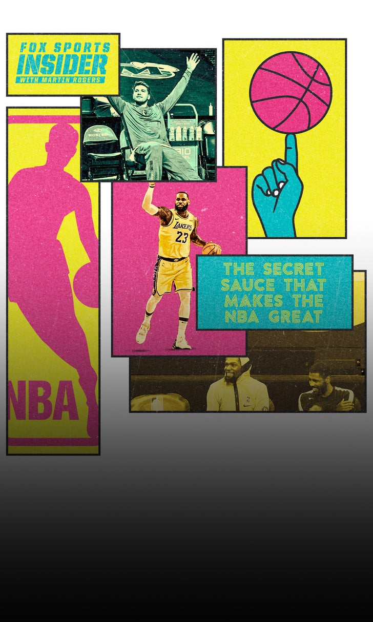 The Secret Sauce That Makes The NBA Great