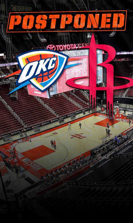 Rockets Opener Postponed Amid Harden Video