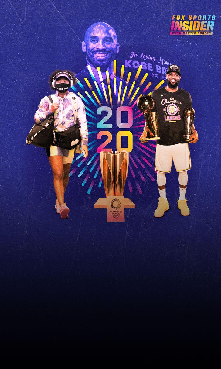 2020: A Year In Sports Like No Other