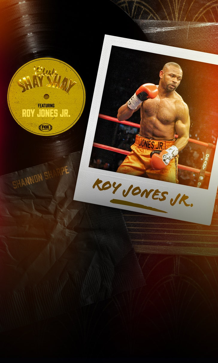 Roy Jones Jr. Visits 'Club Shay Shay'