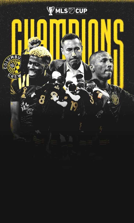 Championship-Caliber Crew