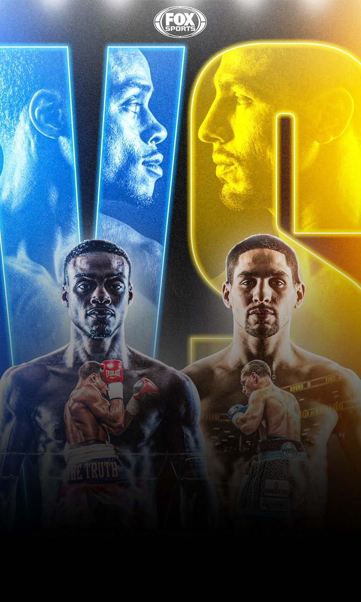 Boxing World Predicts Spence-Garcia