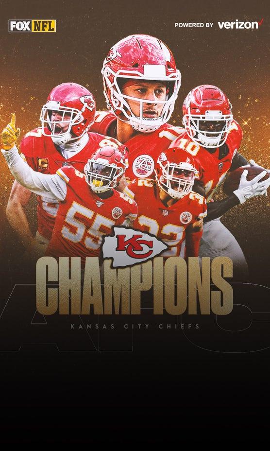 Chiefs Dominate Bills, Defend AFC Crown