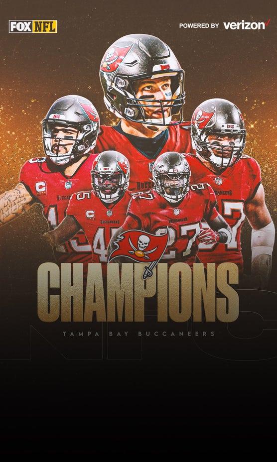 Brady Leads Bucs To Super Bowl