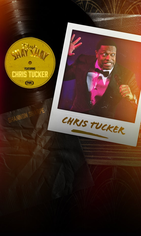Chris Tucker Enters 'Club Shay Shay'