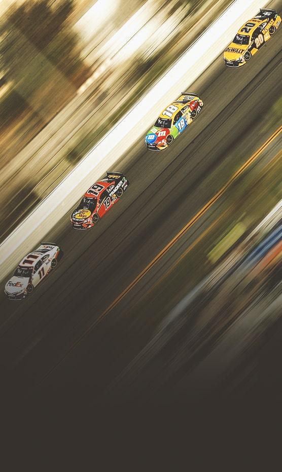 Dueling For Daytona