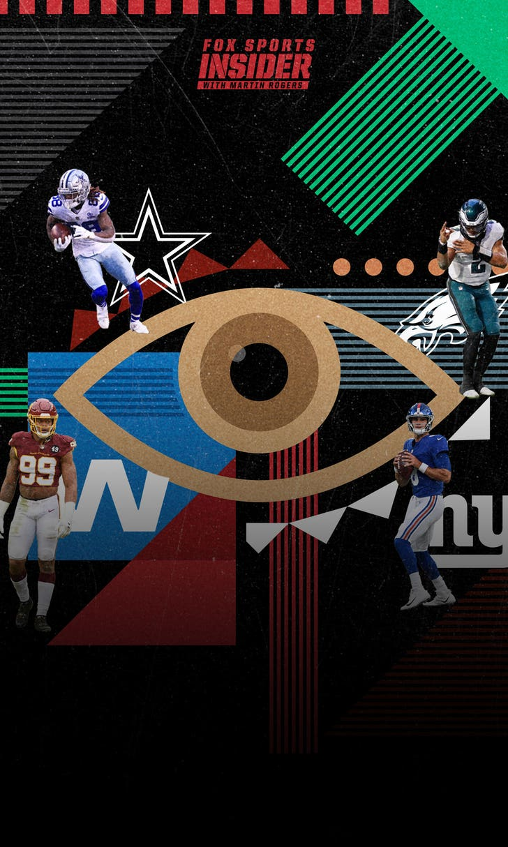 All Eyes On The NFC East