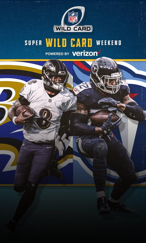 Jackson, Ravens Get Revenge vs. Titans