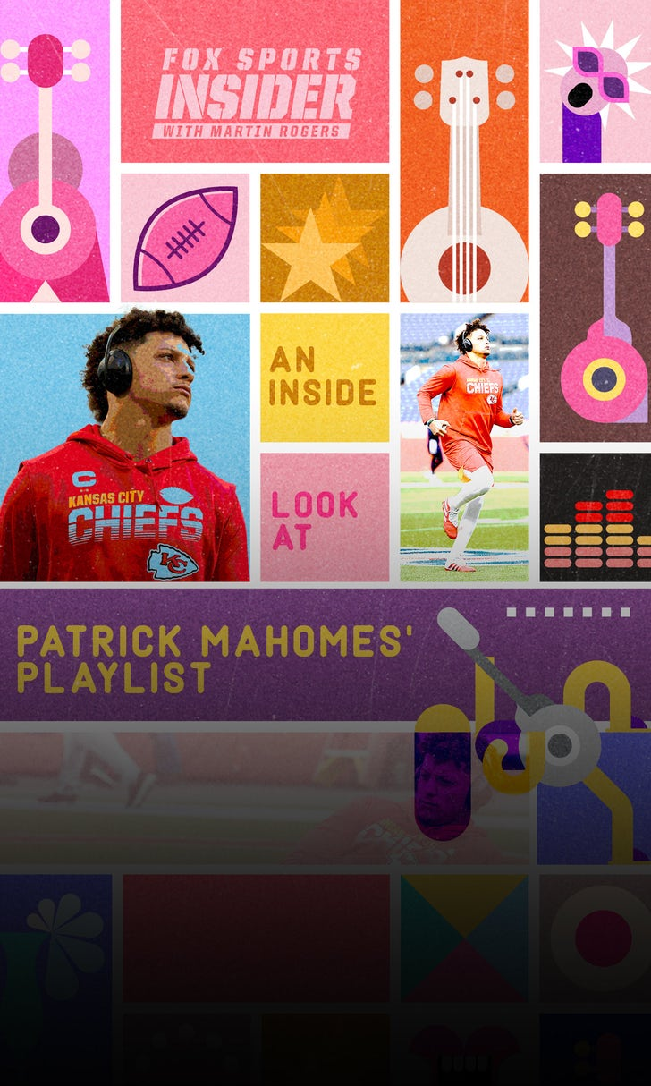 An Inside Look at Patrick Mahomes' Playlist