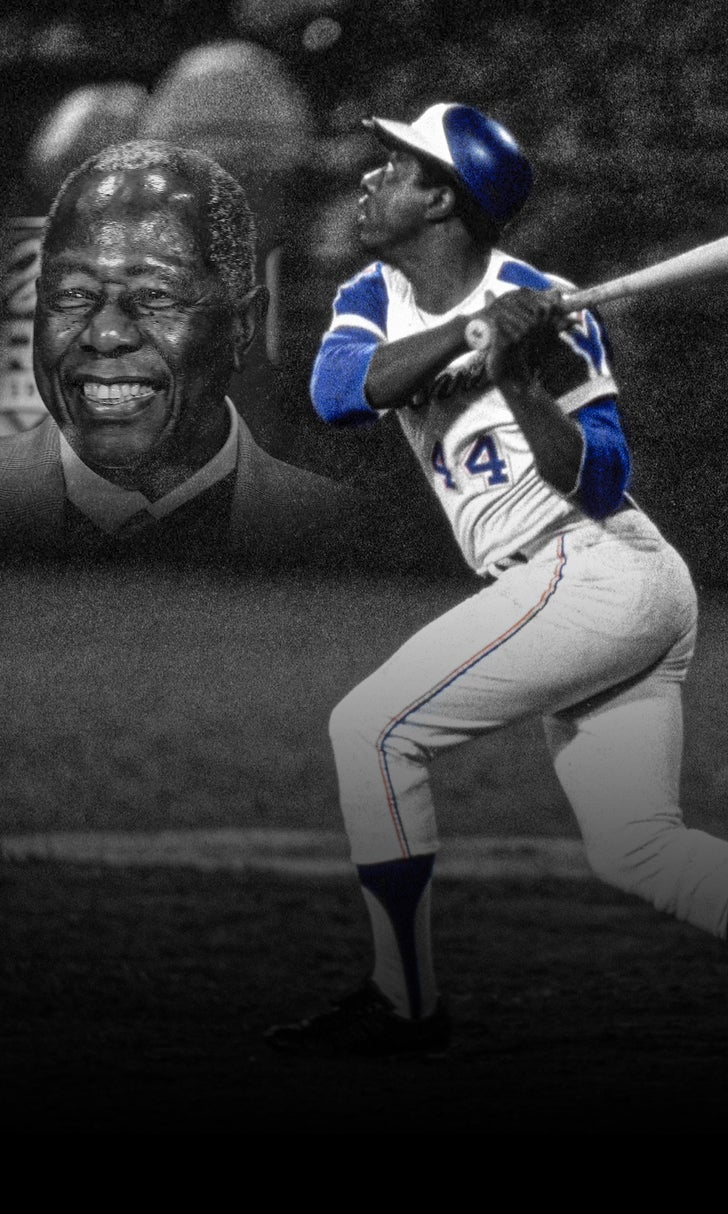 Sports World Mourns Hank Aaron