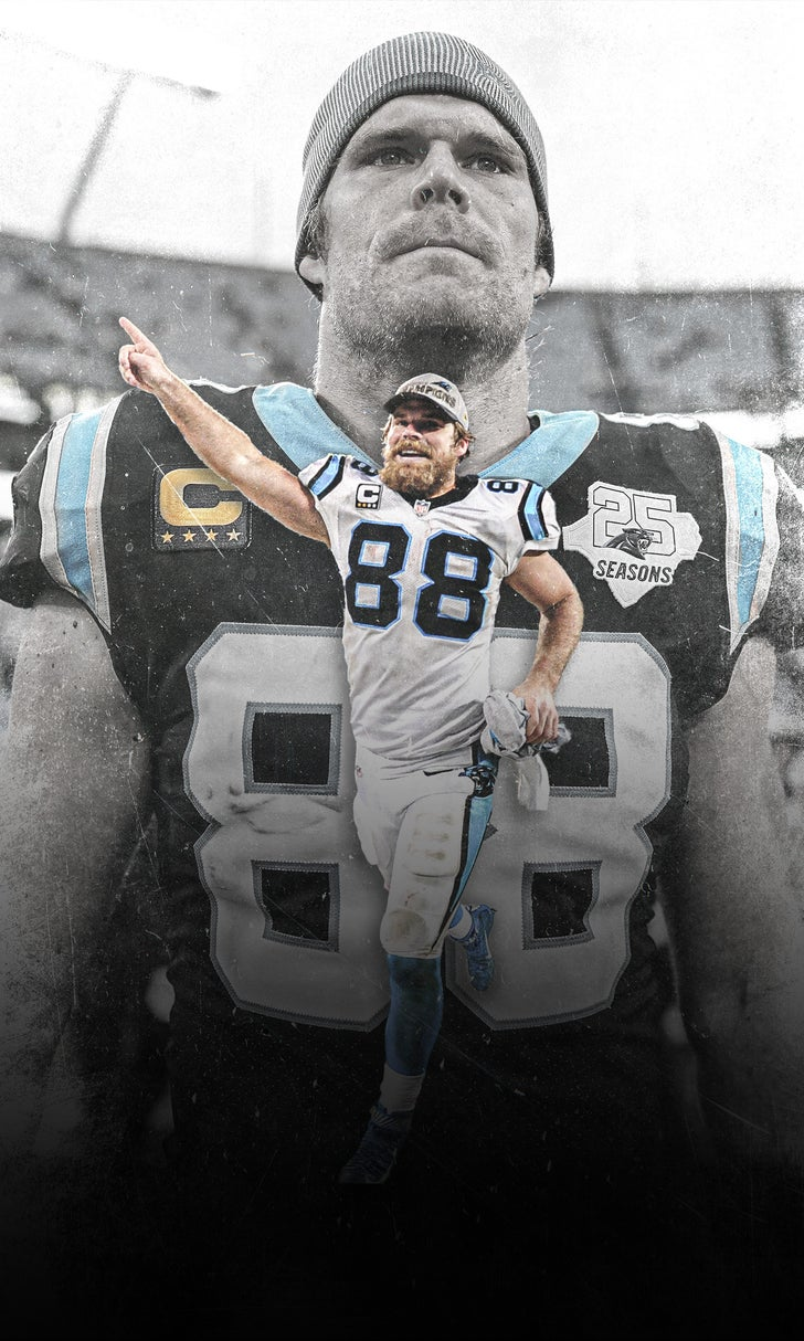 Greg Olsen Joins The FOX Sports Family