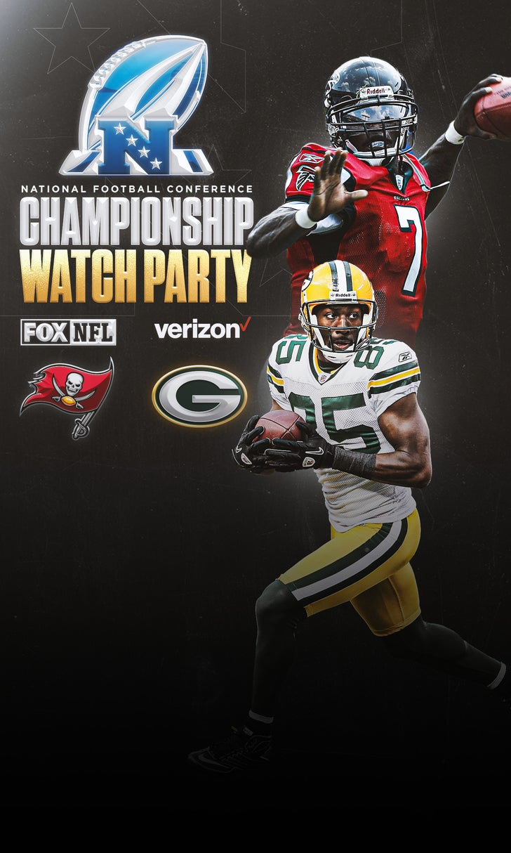 Relive The NFC Championship Watch Party