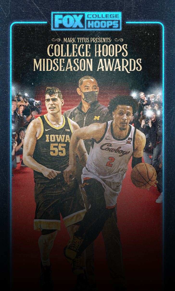 College Hoops Midseason Awards
